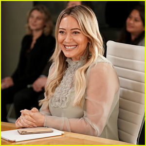 Here's How Hilary Duff's Pregnancy Was Hidden in 'Younger' Final Season