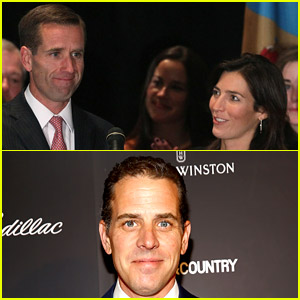 Joe Biden's Son Hunter Comments on Dating Former Sister-in-Law Hallie After Death of Brother Beau