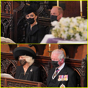 Inside Photos from Prince Philip's Funeral - See the Royal Family at St. George's Chapel