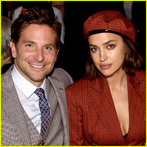 Irina Shayk Shares First Photo of Daughter Lea & 'Daddy' Bradley Cooper Is Involved, Too!