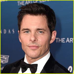 Yep, That's James Marsden in 'The Nanny' Pilot - His First Job!