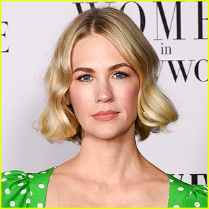 January Jones' Dog Was Bit By a Rattlesnake: 'Praying for My Pup'