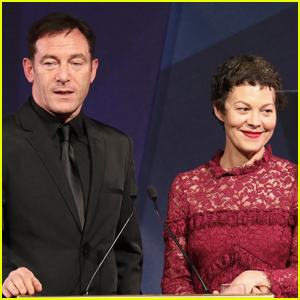 Jason Isaacs Pays Tribute to His 'Harry Potter' On-Screen Wife Helen McCrory