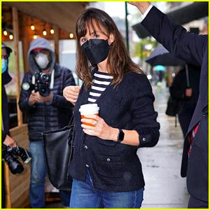Jennifer Garner Spotted in New York City on Her 49th Birthday!