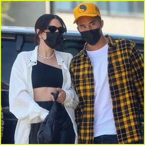 Jessie J & Boyfriend Max Pham Nguyen Meet Up with Friends for Lunch