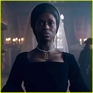 Jodie Turner-Smith is Stoic & Strong as Anne Boleyn In First Teaser for Channel 5 Series