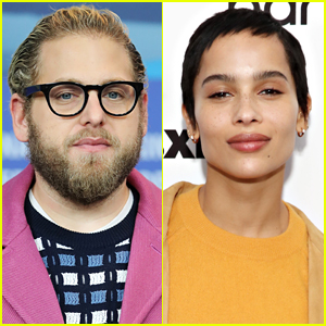 Everyone Loves These Photos of Zoe Kravitz & Jonah Hill (& Her Dad Lenny Kravitz's Comment Is Getting Attention!)
