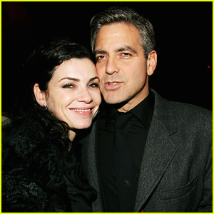Julianna Margulies Reveals She & George Clooney Had Crushes On Each Other During 'ER'