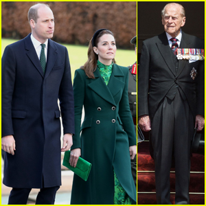 Prince William Reacts to Grandfather Prince Philip's Death