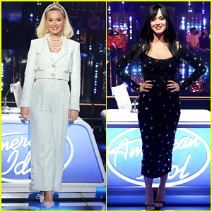 See Katy Perry's Fashion from 'American Idol' This Week (Photos)