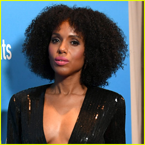 Kerry Washington's Tweet About DMX & Prince Philip's Deaths Is Facing Backlash from Fans