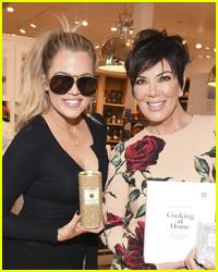 Khloe Kardashian & Kris Jenner Are Working on Something Huge Together