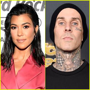 Kourtney Kardashian Calls Travis Barker Her 'Boyfriend' in His Daughter's New TikTok Video
