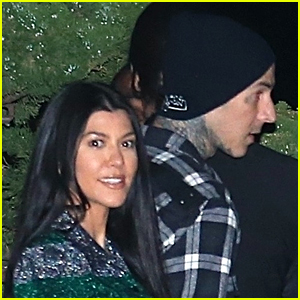 Kourtney Kardashian Shares PDA-Filled Vacation Photo with Boyfriend Travis Barker