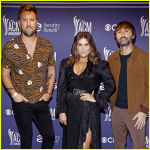 Lady A Arrives at ACM Awards 2021 to Perform 'Like a Lady'
