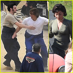 Adam Driver Gets Into A Fight on 'House of Gucci' Set