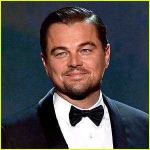 Leonardo DiCaprio Is Already Remaking One of Last Night's Oscar-Winning Movies