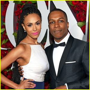 Leslie Odom Jr. & Nicolette Robinson Welcome Their Second Child!