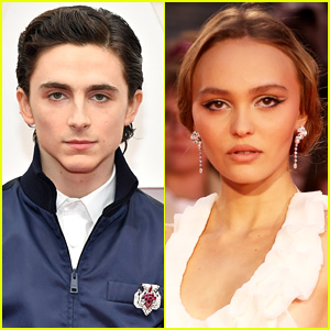 Timothee Chalamet Bought Lily-Rose Depp a Dress During Recent Outing (Report)