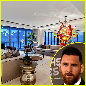Lionel Messi Buys Luxury Condo in Miami for $7.3 Million - Look Inside with These Photos!