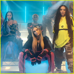 Little Mix Become Drag Kings in the New Video for 'Confetti' - Watch Now!