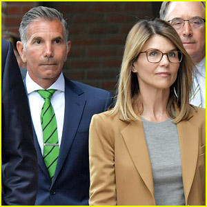 Lori Loughlin's Husband Mossimo Giannulli Gets Early Release from Prison