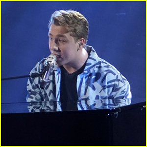 American Idol's Louis Knight Seems Likely to Win Comeback Round After Performing Original Song (Video)
