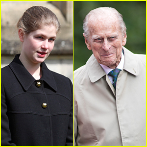 Prince Philip Has Reportedly Left Something Special For Youngest Granddaughter Louise In His Will