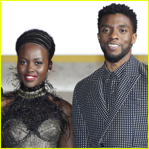 Lupita Nyong'o Shares What She'll Miss Most About Her 'Black Panther' Co-star Chadwick Boseman