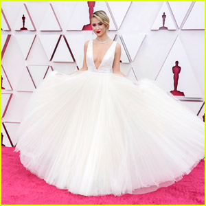 'Borat' Breakout Star Maria Bakalova Gives Off Princess Vibes at the Oscars 2021!