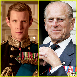 The Crown's Matt Smith Reacts to Death of Prince Philip