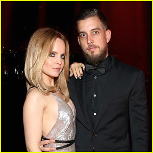 What Lies Below's Mena Suvari Welcomes First Child With Michael Hope