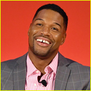 Michael Strahan Reveals Closing His Tooth Gap Was an April Fool's Day Joke!