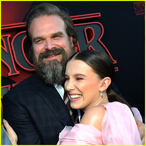 Millie Bobby Brown Called Out David Harbour After He Did This On The 'Stranger Things' Set