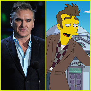 Morrissey's Manager Rips 'The Simpsons' For Spoof Of The British Singer