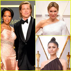 Brad Pitt, Renee Zellweger, Zendaya & Many More Announced As 2021 Oscars Presenters