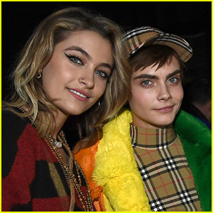 Paris Jackson & Cara Delevingne Reunite, Leave Oscars 2021 Party Together