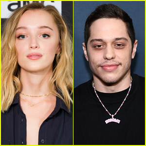 Pete Davidson & Bridgerton's Phoebe Dynevor Are Officially Dating - Here's How Serious It Is!