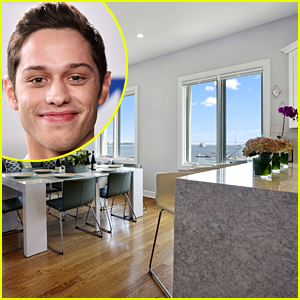 Look Inside Pete Davidson's New $1.2 Million Apartment with These Photos