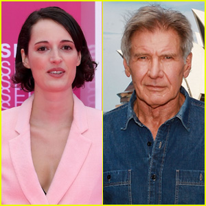 Phoebe Waller-Bridge to Co-Star With Harrison Ford in 'Indiana Jones 5'!