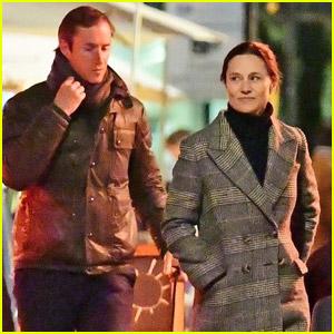 Pippa Middleton & Husband James Matthews Enjoy Rare Date Night After Welcoming Daughter Grace