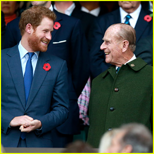 Prince Harry Has Arrived in England Ahead of Grandfather Prince Philip's Funeral Next Weekend