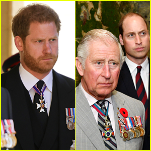 Prince Harry Said To Be Flying Home on Monday Following A Lengthy Talk With Prince William & Prince Charles