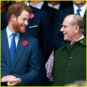 Prince Harry Releases Statement Honoring Prince Philip, Reveals What His Grandfather Would Say to Him Right Now with a 'Beer in Hand'