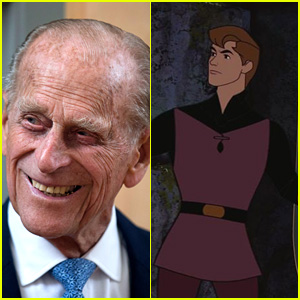 Prince Philip Was The Inspiration Behind This Classic Disney Character