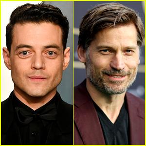 Rami Malek & Nikolaj Coster-Waldau Were Both Just Cast in Scripted Podcasts!