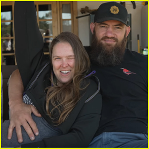 Ronda Rousey & Travis Browne Are Expecting Their First Child!