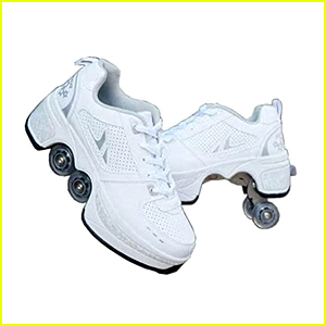 These 2-in-1 Roller Skates Shoes Are So Popular Thanks to a Viral TikTok Video!