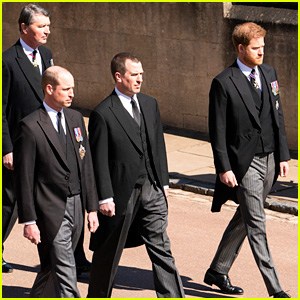 Here's the Reason Why Royal Family Walked Home After Prince Philip's Funeral