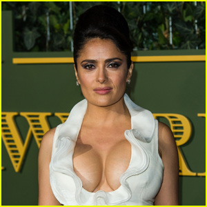 Salma Hayek Is Joining the Cast of 'House of Gucci'!